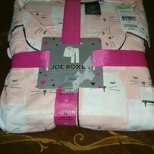 JOE BOXER Pajama Set NEW